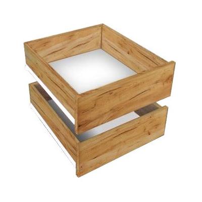 Levné Příslušenství k nábytku: Šuplíky do skříní UNI - dub zlatý