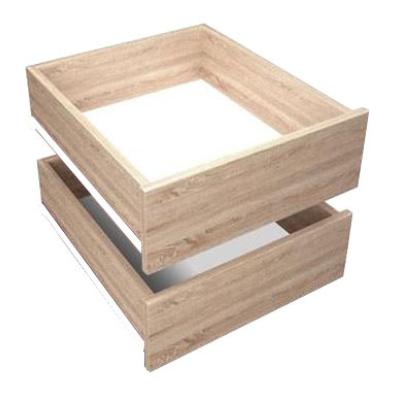 Levné Příslušenství k nábytku: Šuplíky do skříní UNI - dub sonoma