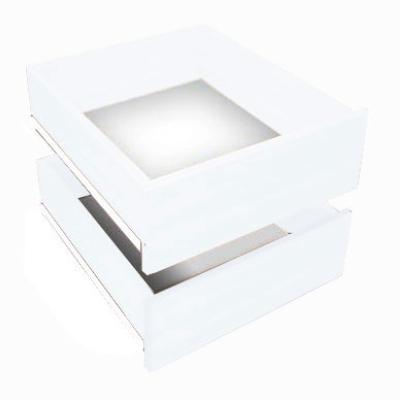 Levné Příslušenství k nábytku: Set 2 šuplíků UNI do skříní š. 100 cm - bílý