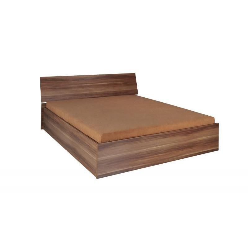 Levné Manželské postele: Manželská postel s úložným prostorem 140 x 200 cm Felicia F VII.