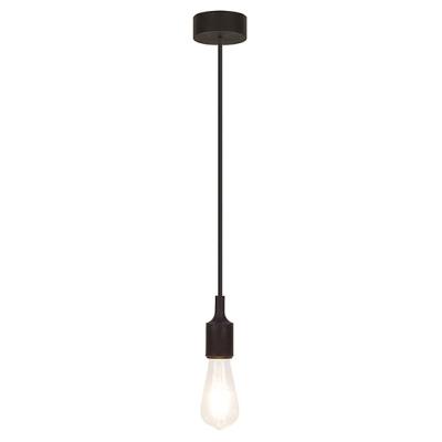 Levné Lustry a závěsná svítidla: Závěsné svítidlo ROXY, černé