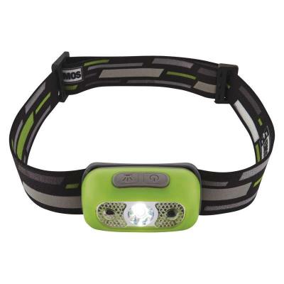 Levné Venkovní LED osvětlení: Nabíjecí LED čelovka, CREE LED, 5W, 230lm, Li-Pol 1 200 mAh, 5 režimů