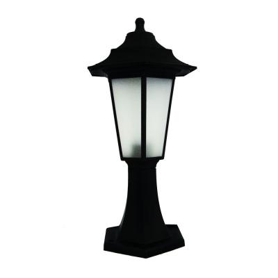Levné Venkovní osvětlení: Venkovní stojací lampa BEGONYA1, 1xE27, 40W, 43cm, černá, IP44