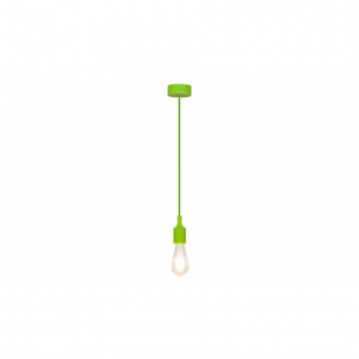 Levné Lustry a závěsná svítidla: Závěsné svítidlo ROXY, zelené
