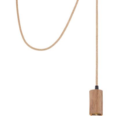 Levné Lustry a závěsná svítidla: Závěsná žárovka FRIDA, 1xE27, 60W