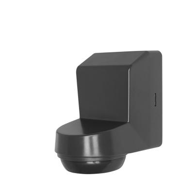 Levné Příslušenství k osvětlení: Nástěnný venkovní senzor pohybu a světla SENSOR WALL, IP55, šedý