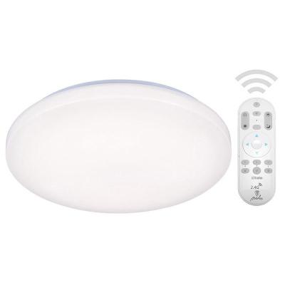 Levné Stropní svítidla: LED stmívatelné stropní osvětlení ANNA, 24W, 39cm, kulaté, bílé