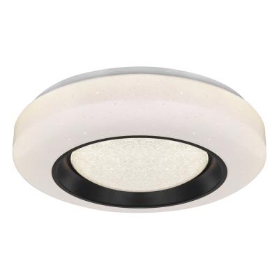 Levné Stropní svítidla: Stropní LED moderní osvětlení GELLO, 24W, denní bílá, 39cm, kulaté