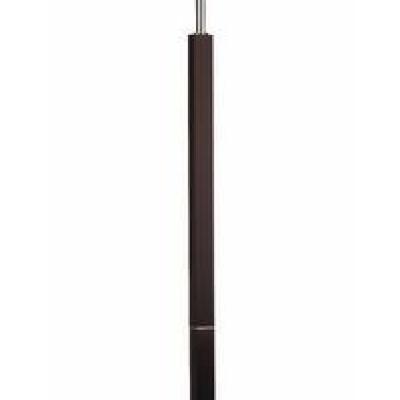 Levné Stojací lampy: Stojací moderní lampa ABRAM, 1xE27, 60W