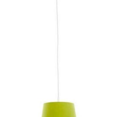 Levné Lustry a závěsná svítidla: Závěsné osvětlení CAYLEY, 1xE27, 60W, zelené