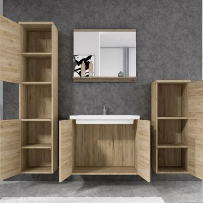 Levné Moderní koupelnové sestavy: Koupelnový nábytek Agata san remo