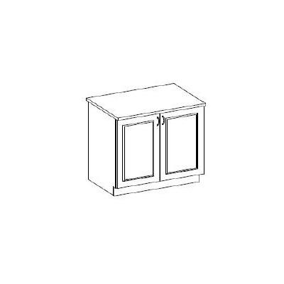 Levné Dolní kuchyňské skříňky: Spodní skříňka 80cm. Zosimo