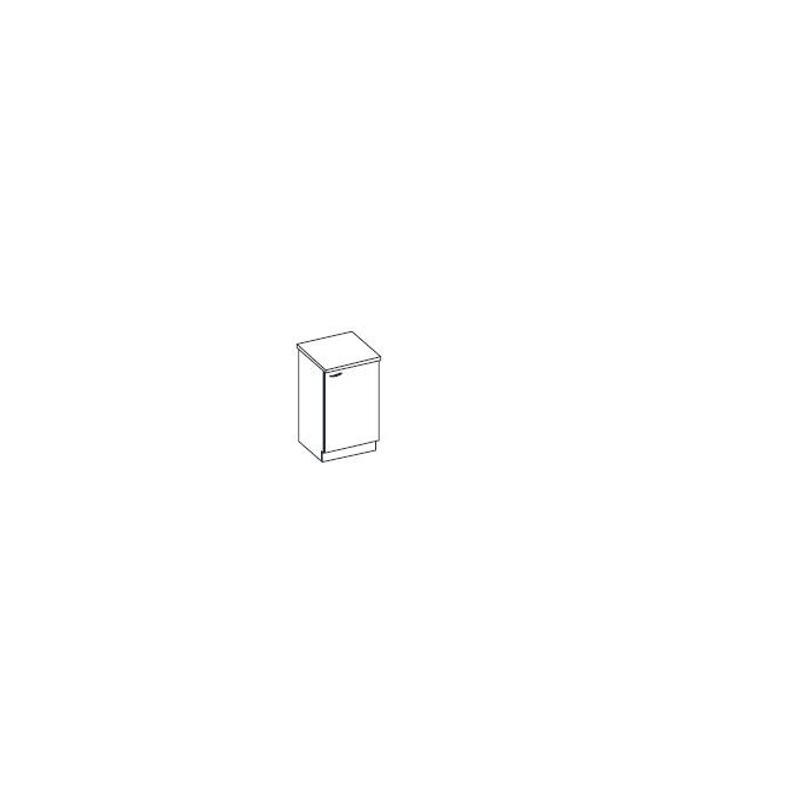 Levné Dolní kuchyňské skříňky: Spodní skříňka 60cm. GRÉTA