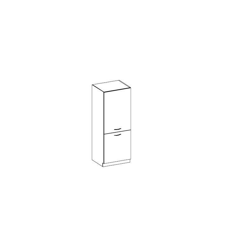Levné Potravinové skříně do kuchyně: Potravinová skříň 60cm. KAMELIA