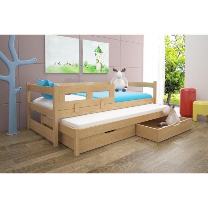 Levné Dětské postele: Dětské dvoulůžko Jessika II.
