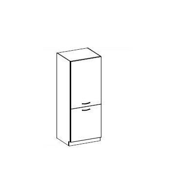 Levné Kuchyňské potravinové skříně: Potravinová skříň 60cm. Magnus