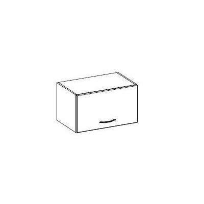 Levné Horní kuchyňské skříňky: Skříňka digestořová 50cm. Magnus
