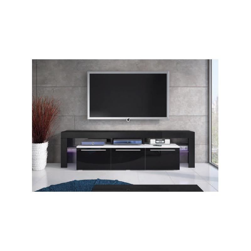 Levné TV stolky do obývacího pokoje: Televizní stolek BERTA 150