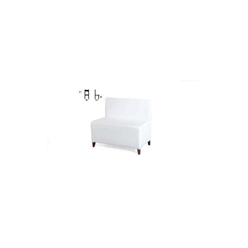 Levné Jídelní lavice: Čalouněná lavice Ingrid