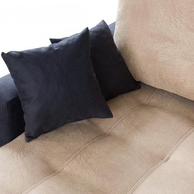 Levné Rohové rozkládací sedací soupravy: Malá sedačka Kerstin BIS 2060