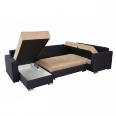 Levné Luxusní sedací soupravy: Velká sedačka do U Gretelino 14/21