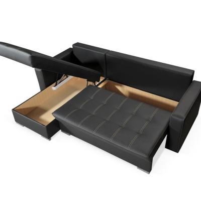 Levné Rohové rozkládací sedací soupravy: Rohová rozkládací sedací souprava Pulcheria 02