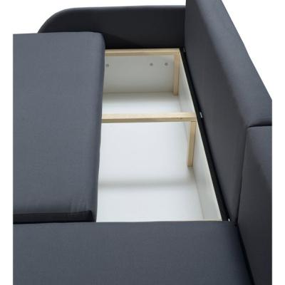 Levné Malé sedací soupravy do obývacího pokoje: Rohová rozkládací sedací souprava Regina 1