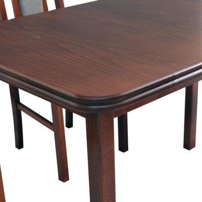 Klasický jídelní stůl Cleo 4 z přírodních materiálů levné Rozkládac...