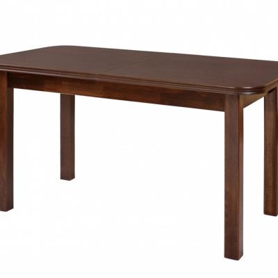 Levné Rozkládací jídelní stoly: Rozkládací jídelní stůl Christopher 2 z masivu buku