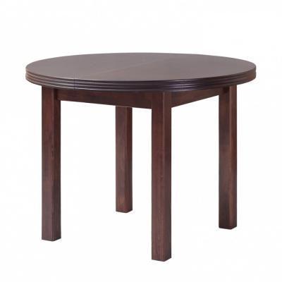 Levné Klasické stoly a stolky: Kulatý jídelní stůl Essence do malé kuchyně