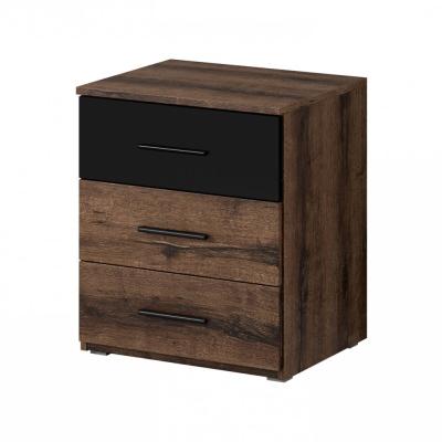 Levné Noční stolky z lamina: Noční stolek Herb 4