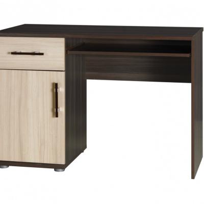 Levné Kancelářské stoly: Moderní počítačový stůl Amanda