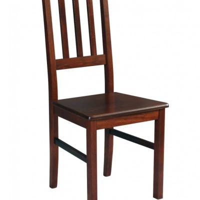 Levné Skandinávské židle a stoličky: Dřevěná jídelní židle Cordelia 4