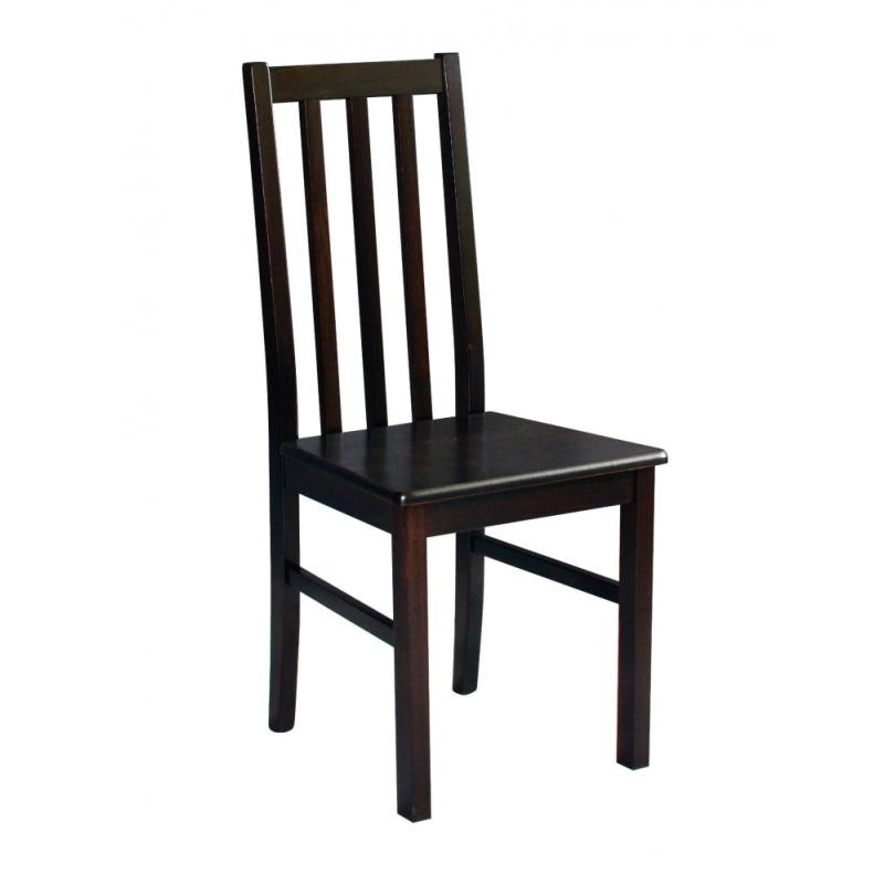 Levné Skandinávské židle a stoličky: Jídelní židle z masivu buku Cordelia 9