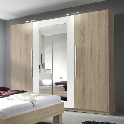 Levné Levné skříně a skříňky: Kombinovaná šatní skříň do ložnice Aileen 6