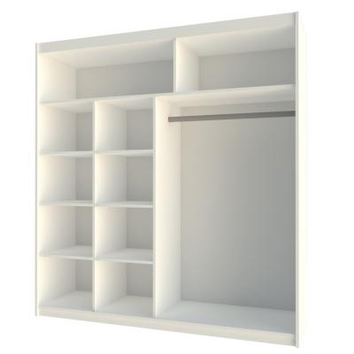 Levné Šatní skříně: Šatní skříň se zrcadlem Eltanin