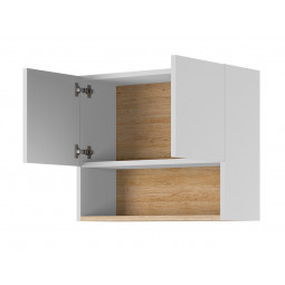 Levné Skříně a skříňky: Závěsná skříňka Giennah 1