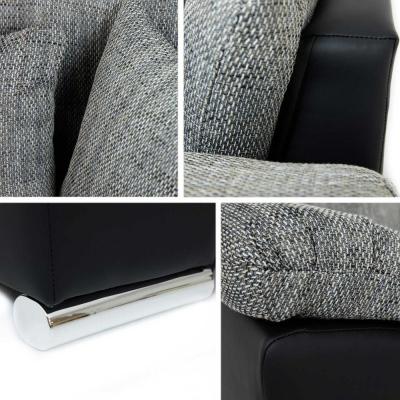 Levné Rohové sedací soupravy: Moderní rohová sedací souprava Miolino
