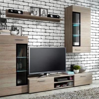Levné Obývací stěny: Obývací stěna ESY 1