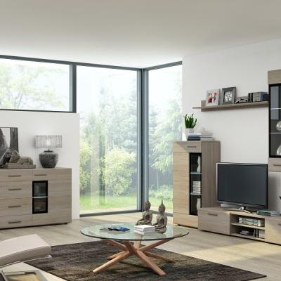 Levné Obývací sestavy: Sestava do obývacího pokoje ESY