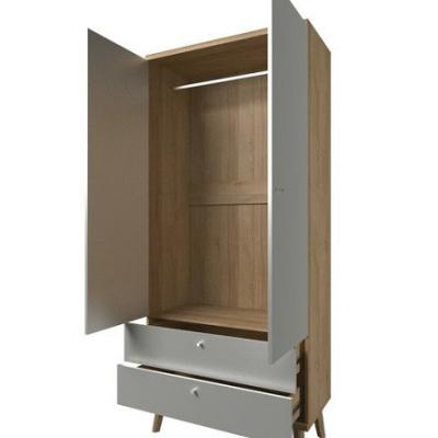 Levné Skříně a skříňky: Šatní skříň Uhura