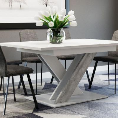 Levné Stoly a stolky: Moderní jídelní stůl Johannes I