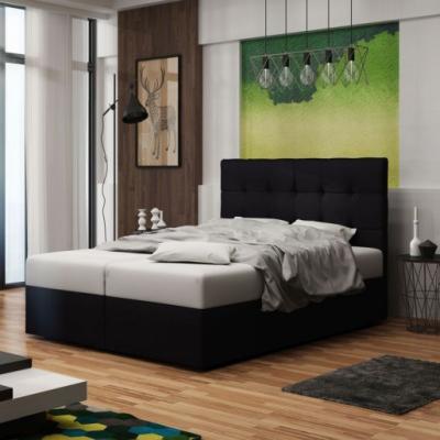 Levné Postele: Manželská postel do ložnice MARK II.
