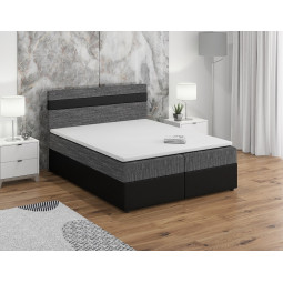 Levné Postele: Kontinentální postel do ložnice SISI I.