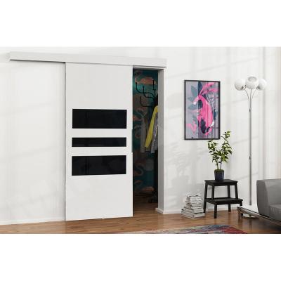 Levné Posuvné dveře: Interiérové posuvné dveře na stěnu Maionet