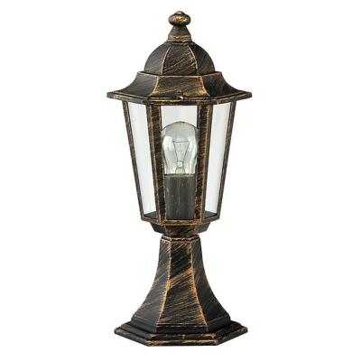 Levné Venkovní lampy: Venkovní stolní / stojací lampa VELENCE, zlatá