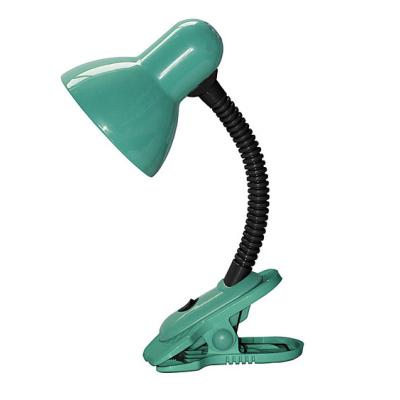 Levné Stolní lampy a lampičky: Dětská stolní lampa s klipem DENNIS, zelená