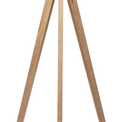 Levné Stojací lampy trojnožka: Stojací lampa GASTONE, šedá