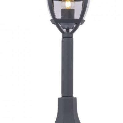 Levné Venkovní osvětlení zahrady: Venkovní stojací lampa NOLLO