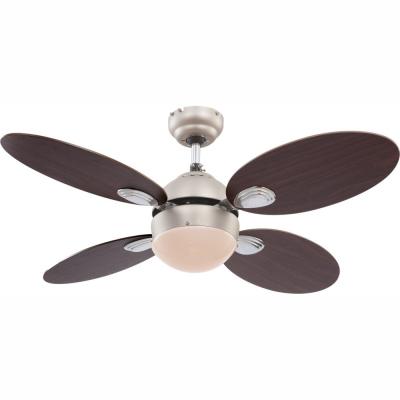 Levné Ventilátory: Stropní ventilátor s osvětlením WADE